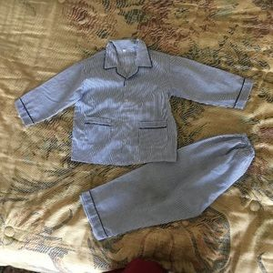 2-piece boy's pajamas